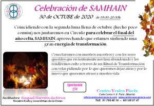 Celebracion de SAMHAIN @ Centro Vesica Piscis