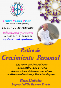 Retiro CRECIMIENTO PERSONAL @ Monasterio Cisterciense